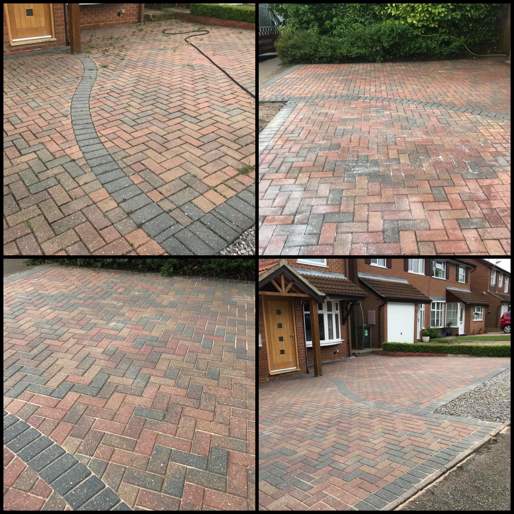 Pevensey driveway cleaners