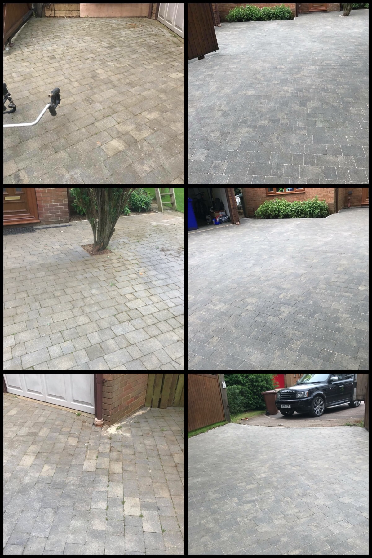 Driveway cleaners eastbourne and pevensey