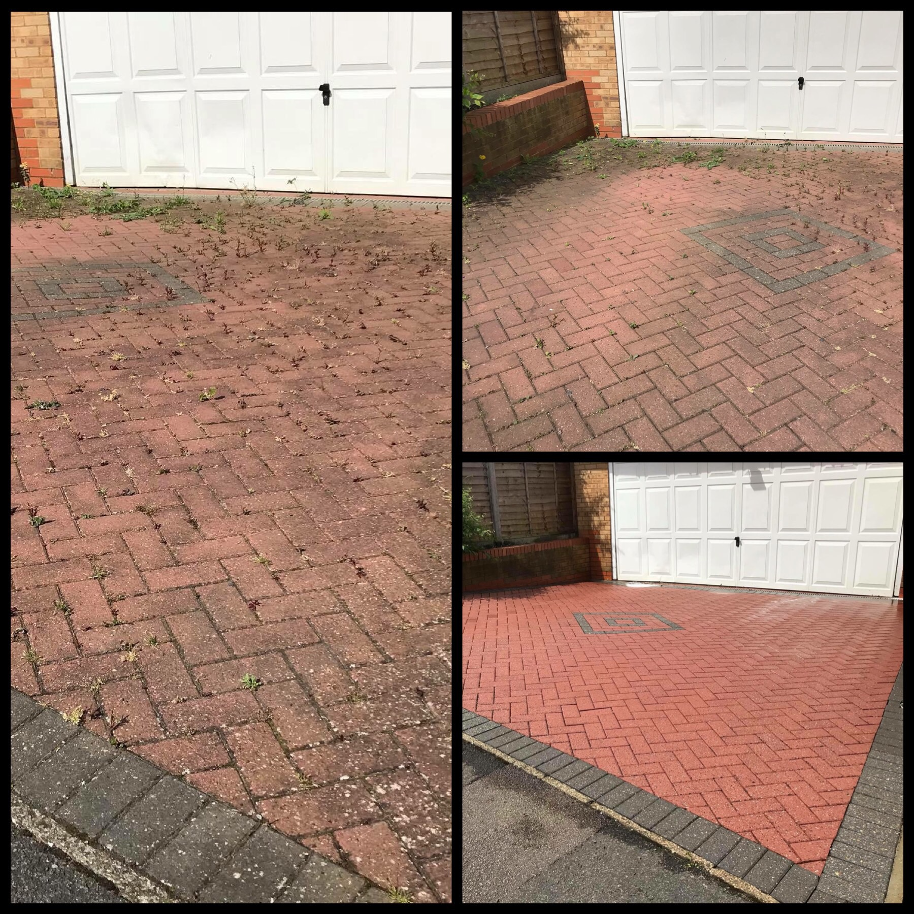 Eastbourne driveway cleaners